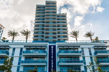 LUXURY 1BR OCEAN VIEW COLLINS AVE