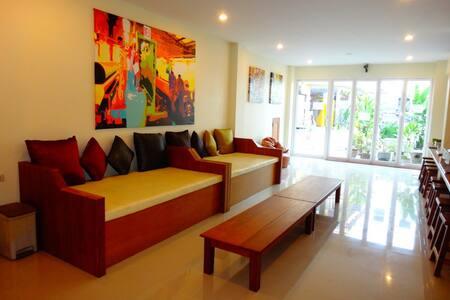 Bold Twin Room on Koh Phangan - Villa