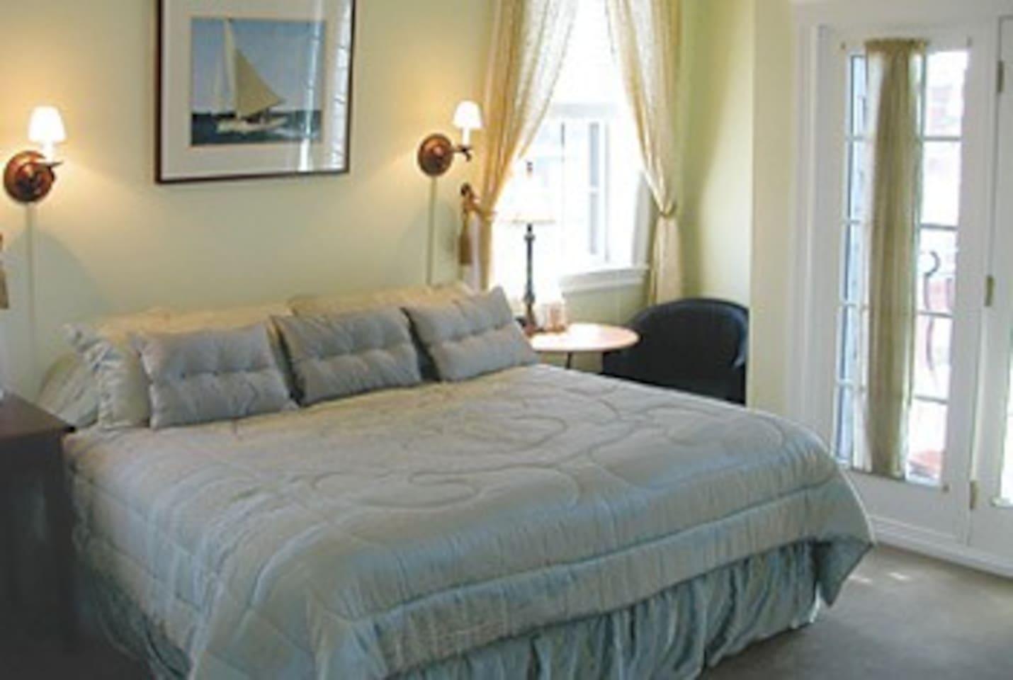 La Capella Suites: Vittoria Room