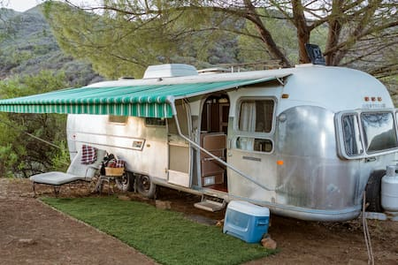 Airstream Vintage Adventure- Pt. 2