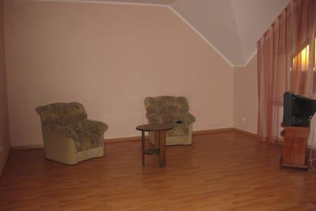 5-комнатная квартира в центре - Lägenhet