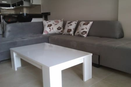 One bedroom 1+1 apartment in Alanya - Appartement