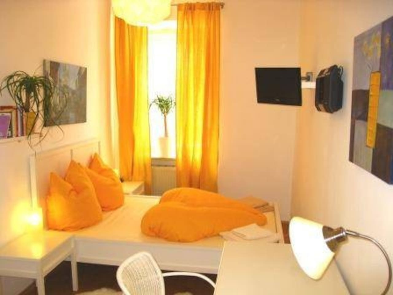 Lovely furnished in Glockenbacharea