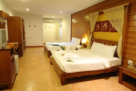 5 minute to patong beach - Wohnung