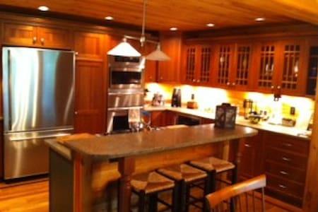 Stunning Log Cabin - Rumah