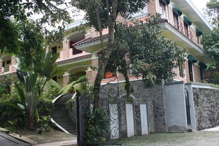 Cozy Family room in Villa Alicia - Sleman - Villa