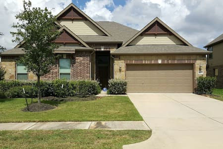 Spacious Luxurious Superbowl weekend home 2017 - Pearland - Hus