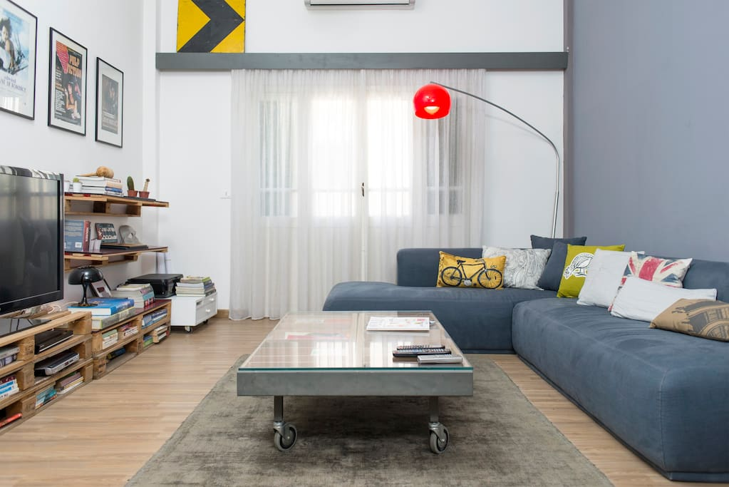 Bright Room in an Architect's House