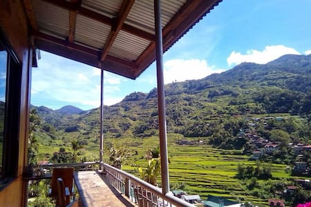 7th heavens cafe and Lodging - Banaue