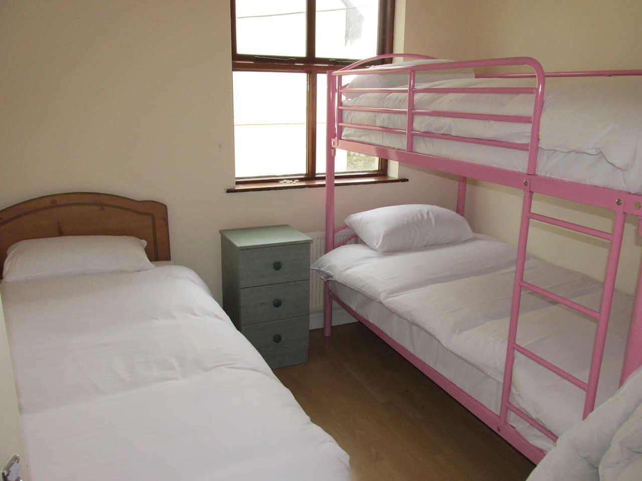 Private Triple Room