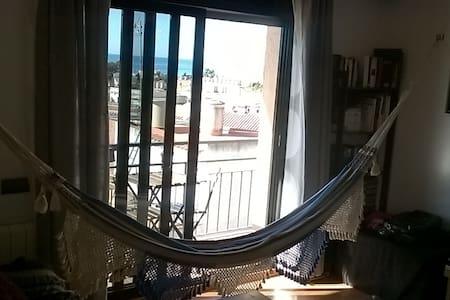 3 habitaciones con vistas al mar - Lägenhet