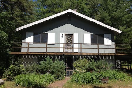 Swiss Style Chalet near Conway, NH - Apartment