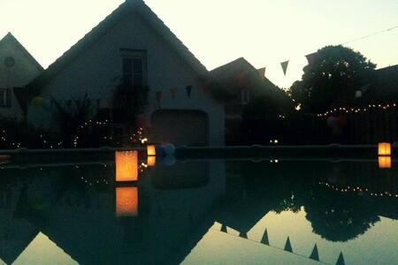 Beautiful big, cosy & bright villa! - Villa
