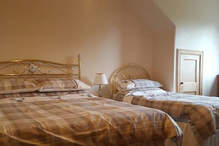 Superior twin or double en-suite - Bed & Breakfast