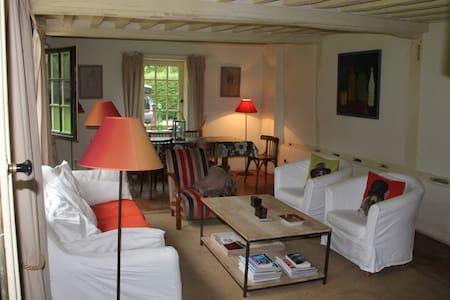 Maison de charme Normandie - Morainville-Jouveaux