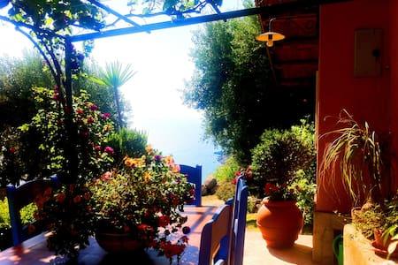 Villa Gioia con Vista Mare - Villa