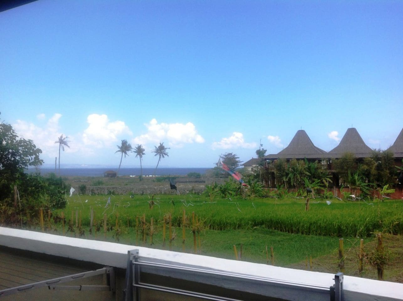 View from front veranda