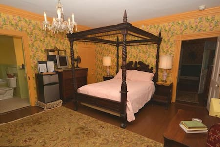 China Room at The Cedars - Snow Hill - Bed & Breakfast