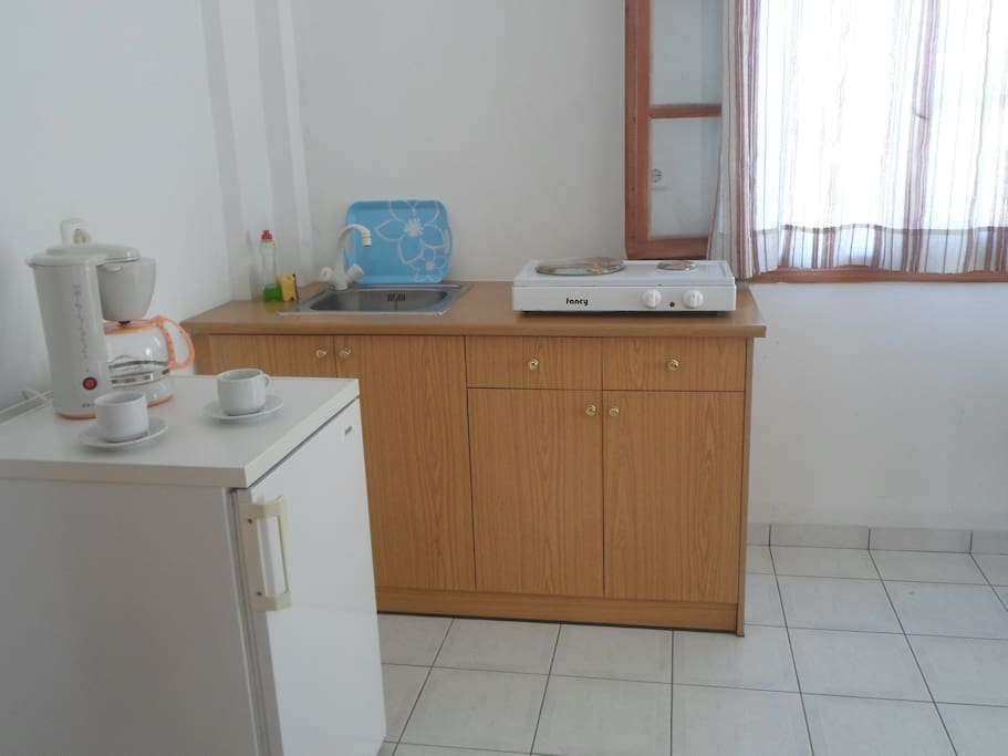 Apartment 5 minutes from the beach