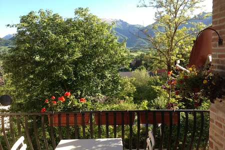 Beautiful valley and mountain views - Wohnung
