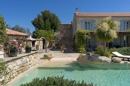 Domaine La Veronique - house rental - Ev