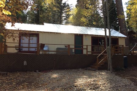 1010 Fallen Leaf Rd, South Lake Tahoe can sleep 4 - South Lake Tahoe - Cabin