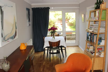2 bedroom house sleeps 6 - Bearsden - Casa