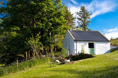 Idyllic cottage retreat in Donegal  - Blockhütte