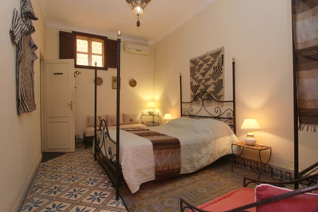 Nice beldi riad ideally located