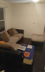 Big Comfy Sectional Couch - Apartment