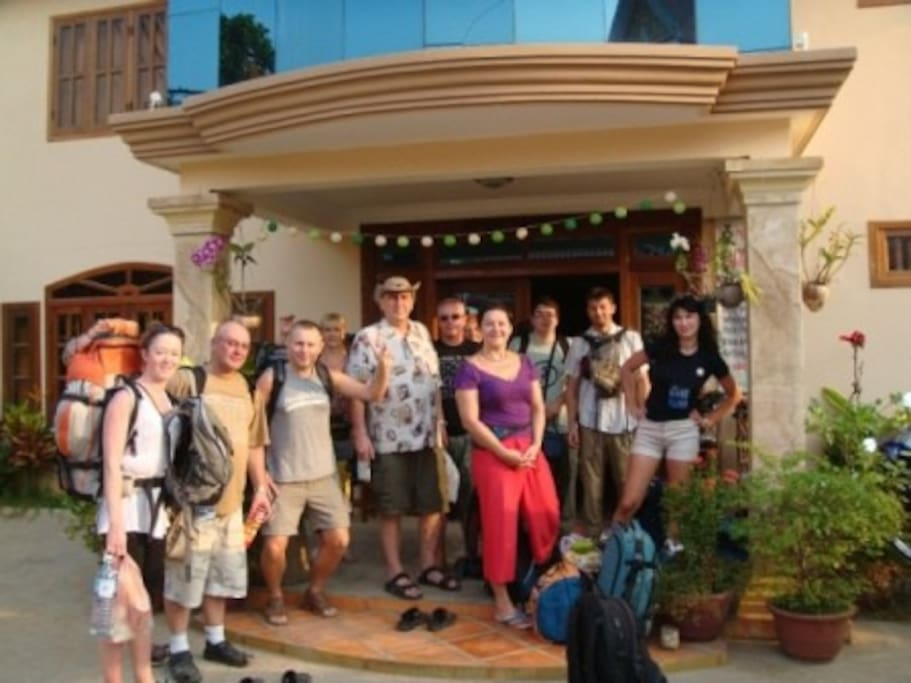 Popular Polish guestss