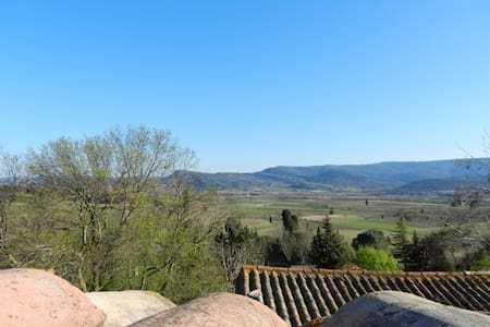 Between Lagrasse and Carcassonne - Arquettes-en-Val - Rumah