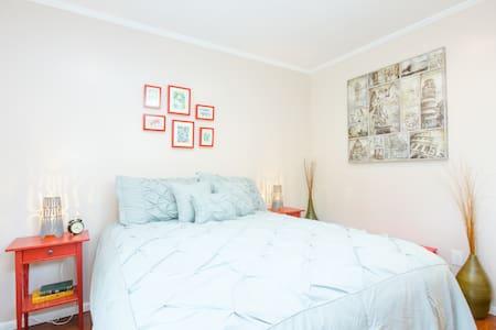 Private, Cozy Bedroom - Santa Barbara - House