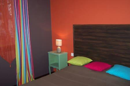 chambre d'hotes la Frelaudais - Bed & Breakfast