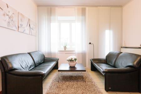 123qm with patio Groundfloor - Apartemen
