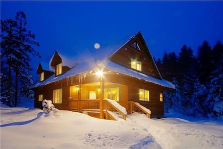 Stevens Pass Chalet (Master Suite) - Skykomish - Skykomish - Alpehytte