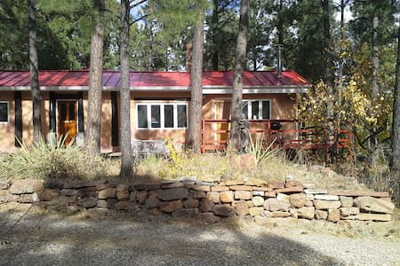 Guesthouse on El Paraiso Hill, Montezuma, NM - Las Vegas