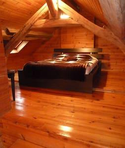 Chambre à la campagne proche Cergy - Vigny