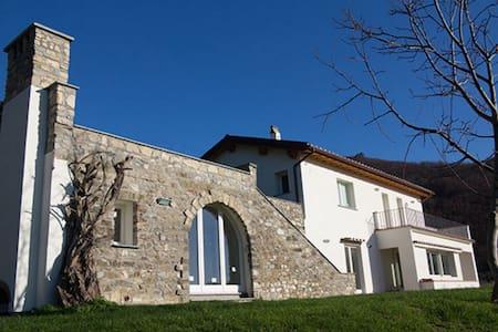 Limonaia, a view with a 45m studio. - Fiesole - Cabin