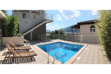 Superb View & Pool Apartment (3rd floor) - Apartment