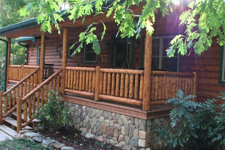 Creeksong Cabin w/ mountain view - Robbinsville