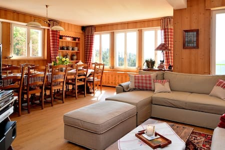 Apartments from 2 to 16 persons in Aubure Alsace. - Huoneisto