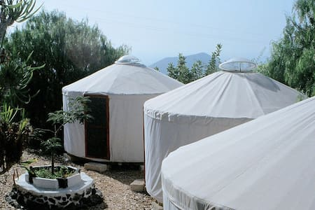 Yurts in the Nature (Breakfast included) - Arafo