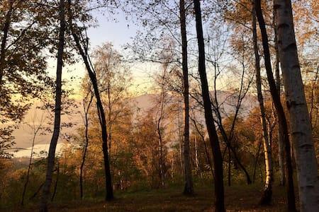 Greet autumn in style with us! - Montevecchia - Apartamento