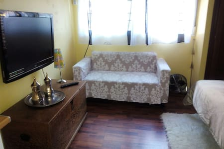 Apartamento ideal para parejas - Flat