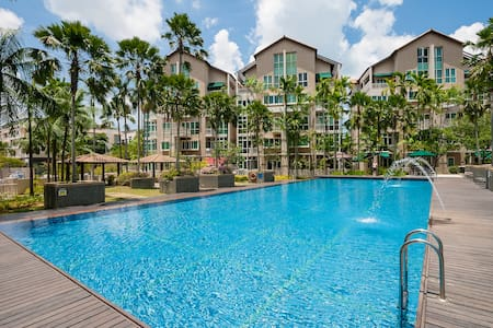 Beautiful resort style condominium - Singapore - Apartment