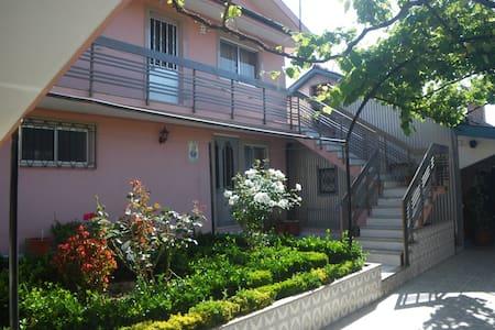 chambre (2) privée dans maison saisonnière - São Pedro da Cova - Haus