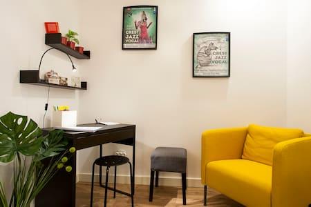 Campolide - TODO NOVO Apartamento 1 quarto - Lisboa - Daire