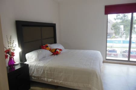 Bali Residencial: Has it All! Private Master BDRM - Playa del Carmen