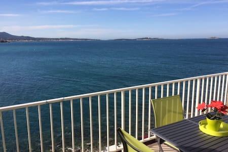 Front de mer, plages & commerces à pied - Apartment
